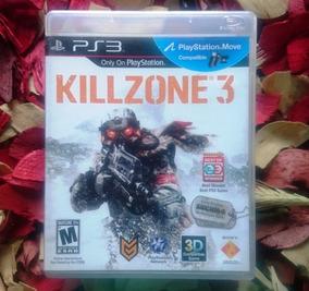 Killzone 3 Dublado Mídia Física Ps3 Impecável Frete R$ 11,98