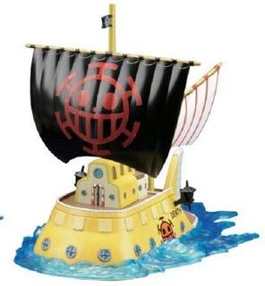 One Piece Trafalgar Law Submarino Maqueta Model Kit - Bandai