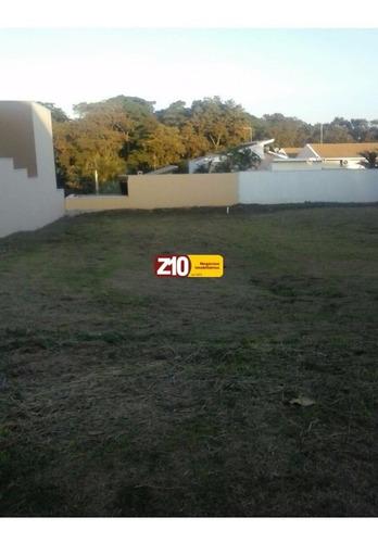Te04364 - Condomínio Fechado Jardim Panorama - At 414m² - Excelente Terreno Pronto Para Construir. Condomínio Com Portaria 24 Horas , Mata De Preserva - Te04364 - 2552034