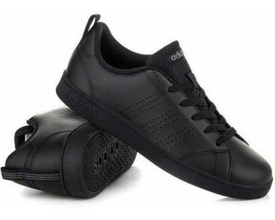 Tenis adidas Advantage Negro Aw4883 Dancing Originals