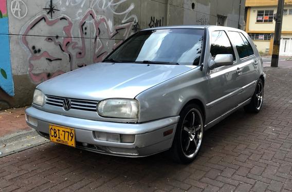 Volkswagen Golf Gl 1.800 / Mk3 / Todo Al Día / Varios Extras