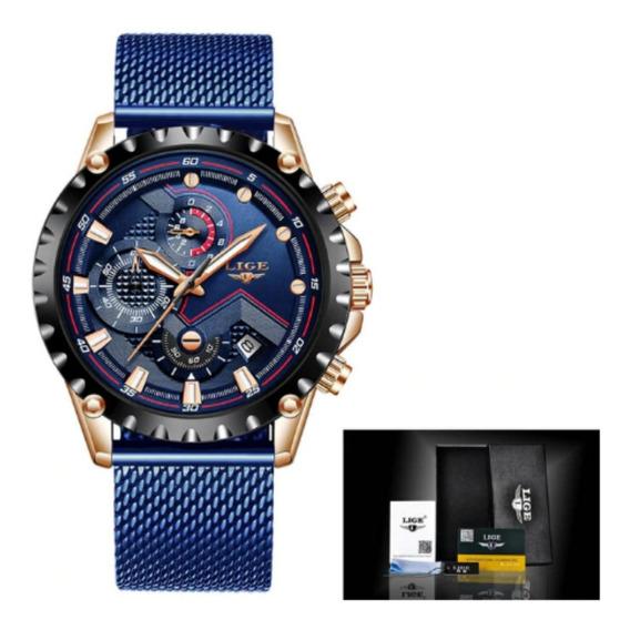 Relógio Masculino Para Homens Exigentes