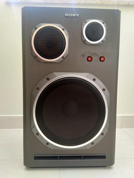 Caixa Acústica Vintage Sony - Gx 12