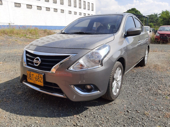 Nissan Versa Advance 2015 Automatico