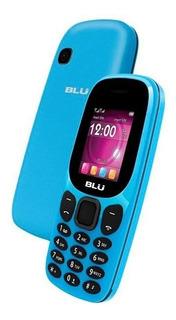 Celular Blu Jenny J050 Tela 1.8 Azul
