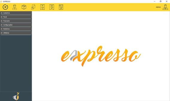 Emissor Nf-e, Nfc-e - Expresso
