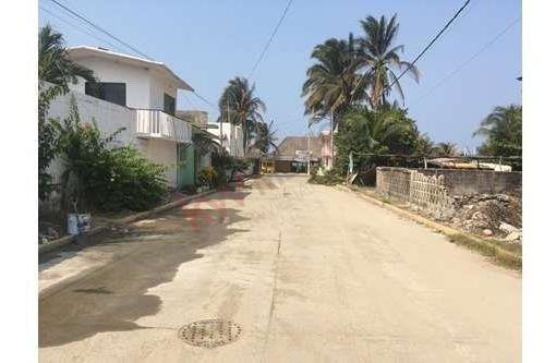 Venta De Terreno En Acapulco Diamante Col. Bonfil Muy Cerca De La Playa