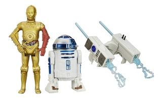 Star Wars - Rei - C3po - R2d2 - Luke - Darth Vader - Yoda
