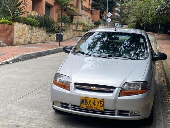 Chevrolet Aveo 1.6 Mecanico Sedan
