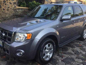 Ford Escape 3.0 Xlt Piel Limited At 2008