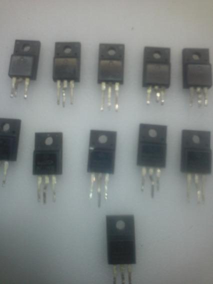 Transistores Da Linha Mdf Lote 11 Peças Originais Magnachip