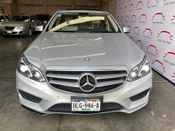 Mercedes-benz Clase E 2.0 250 Cgi Avantgarde At 2016