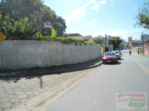 Terreno Para Locação Em Peruíbe, Centro - 0653_2-381317