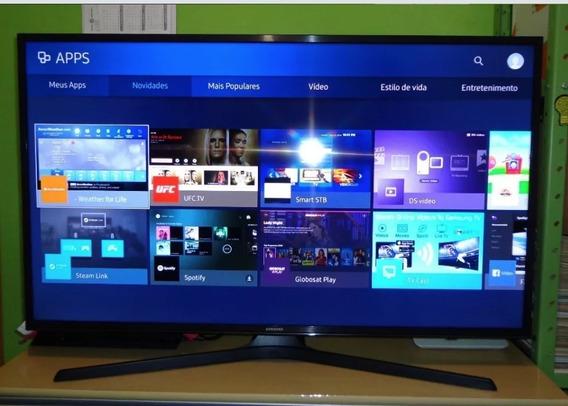 Smart Tv 4k Ultra Hd Samsung Série 6 Led 40 Un40ku6000g Leia