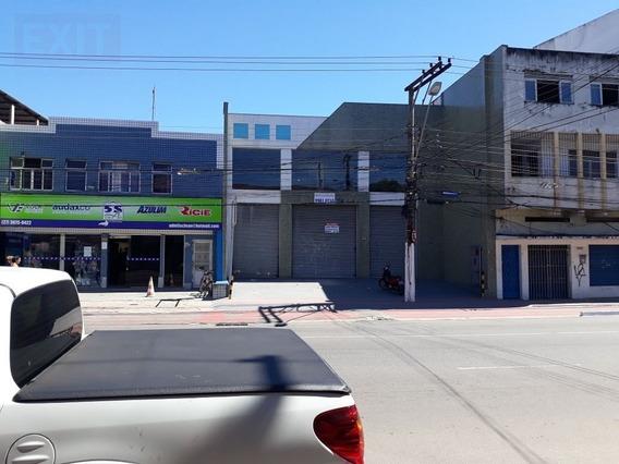 Comercial Para Aluguel, 0 Dormitórios, Glória - Vila Velha - 318