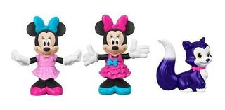 Minnie Muñeca Figura Movimientos Mágicos Mattel Fisher Price