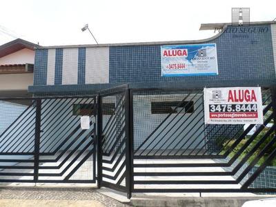 Casa Comercial Para Locação, Vila Santa Catarina, Americana. - Ca0154