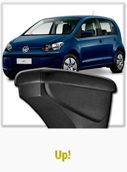 Apoyabrazo Volkswagen Up Consola Organizador Cuero Auto