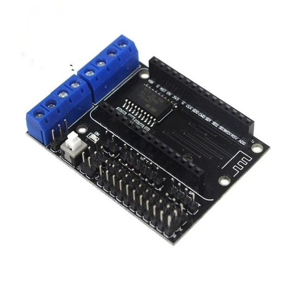 Shield Motor Driver L293d Board Para Esp-12e Nodemcu Arduino