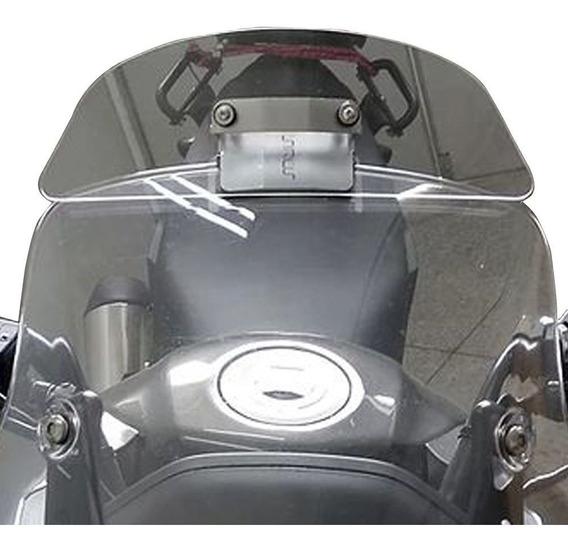 Acessório Moto Defletor Ar Vento Extensor De Bolha Gs 1200