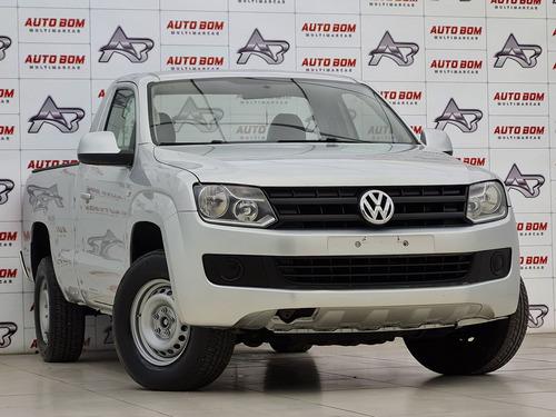 Imagem 1 de 15 de Volkswagen Amarok Cs 2.0 Diesel 16v Tdi 4x4 Muito Nova!...