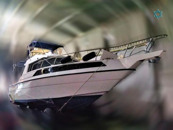 Lancha Cobra Capri 32 Iate Barco N Azimut Phantom Catamarã