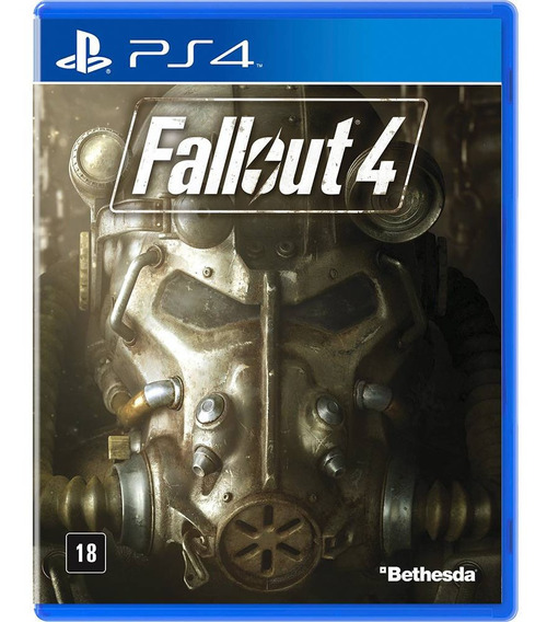 Game: Fallout 4 Ps4 Física