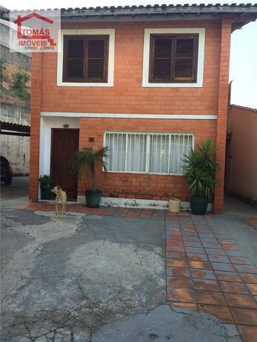 Imagem 1 de 27 de Sobrado Residencial À Venda, Conjunto Residencial Vista Verde, São Paulo. - So0699