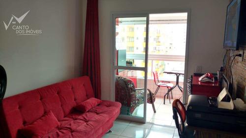 Imagem 1 de 30 de Apartamento Com 2 Dorms, Ocian, Praia Grande - R$ 266.000,00, 75m² - Codigo: 319 - V319