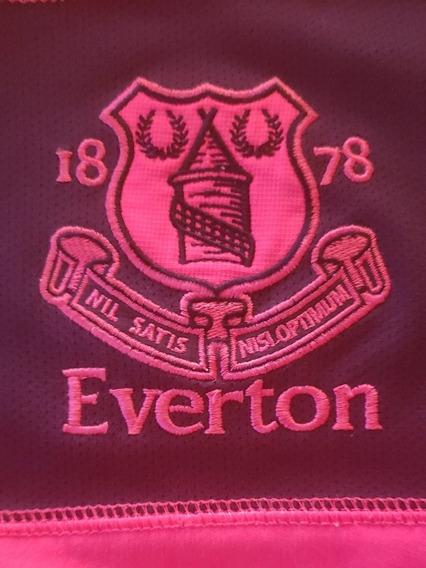 Camiseta Umbro Everton
