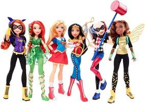 Muñeca Super Hero Girls Dc Comics 15cm