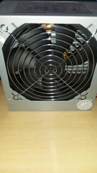 Kit C/2 Fontes Brx 550w E Multilaser 200w C/defeito