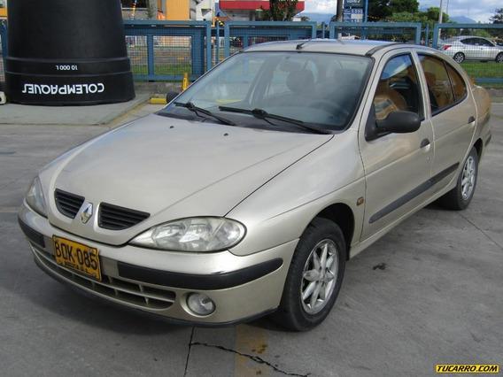 Renault Mégane Classic Mt Aa