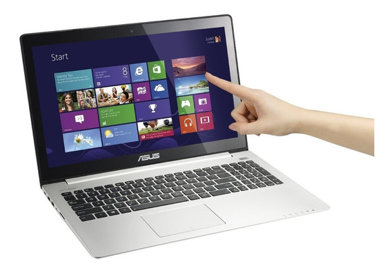 Notebook Asus S500c Tela Touch 15.6 - I5 - 8gb 1000 Hd