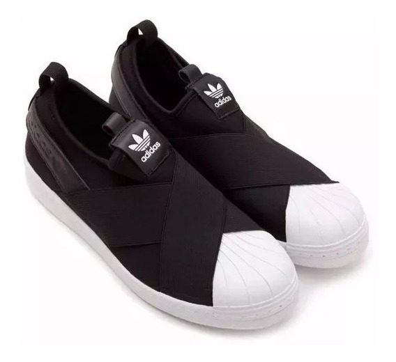 Tenis adidas Slip On Unissex Original