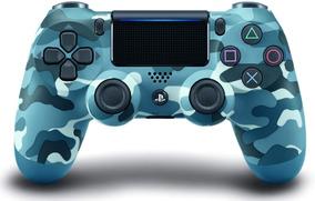 Dualshock 4 (ps4) Original - Blue Camo - Armore