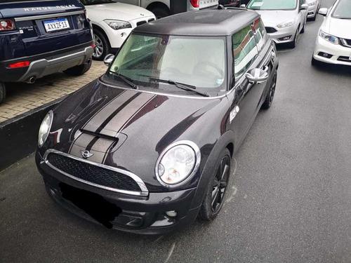 Mini Cooper 2012 1.6 S Aut. 2p