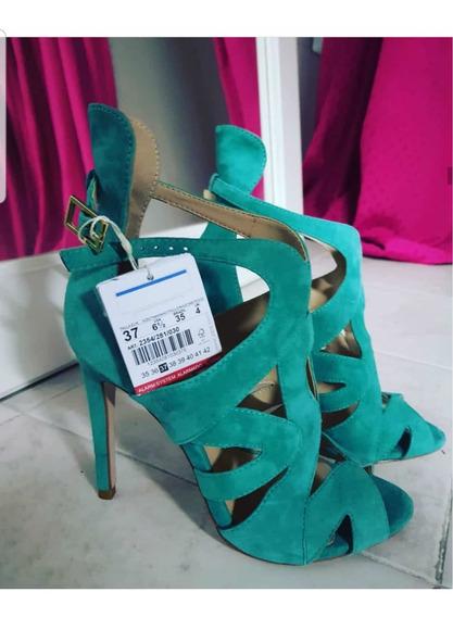 Sandalias Zara Talle 37 Nuevas