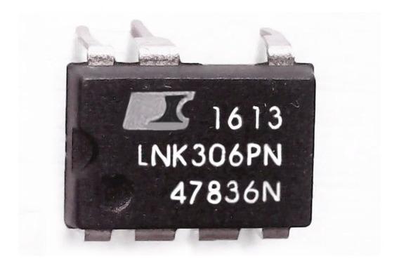20 Ci Lnk 306pn + 40 Capacitores 4.7uf 400v 4,7 Eletrolítico