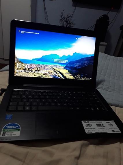 Notebook Asus Z450 I3 4gb 1tb Hd W10