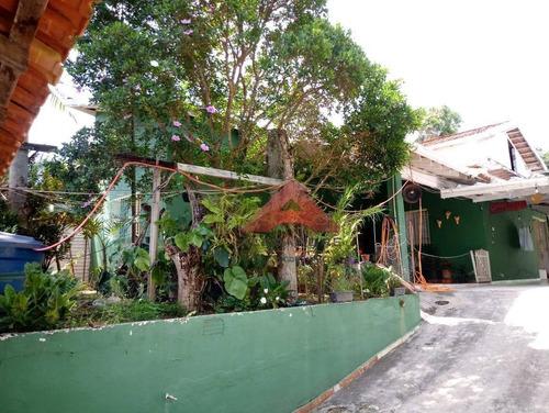 Chácara Com 2 Dormitórios À Venda, 1050 M² Por R$ 280.000,00 - Capuava Ii - São José Dos Campos/sp - Ch0083
