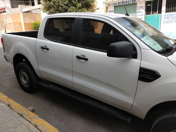 Ford Ranger 2.5 Xlt Cabina Doble 4x2 Mt 2018