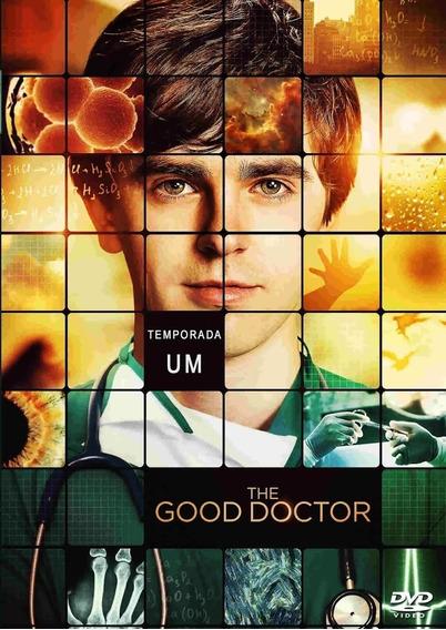 Dvd Box The Good Doctor Coleção Completa (1ª, 2ª & 3ª T)
