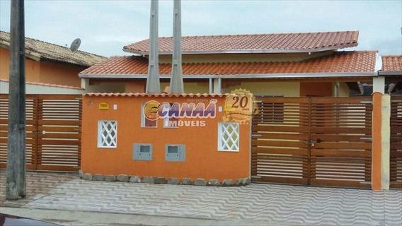 Casa Maravilhosa A Venda Em Itanhaém !!! Ref. 6512 E