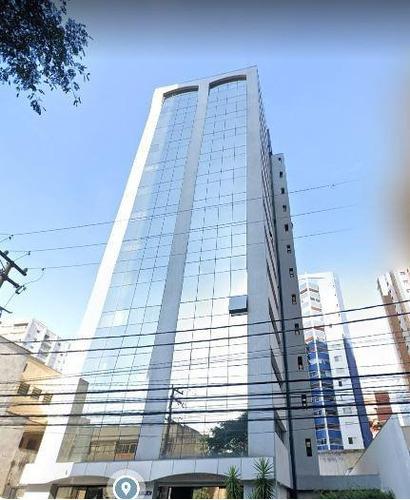Sala Em Brooklin, São Paulo/sp De 53m² À Venda Por R$ 337.450,50 - Sa749872