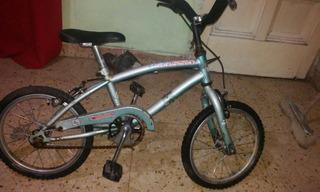 Bicicleta Rod 14 O 16 Bmx K Subasta El Pasado