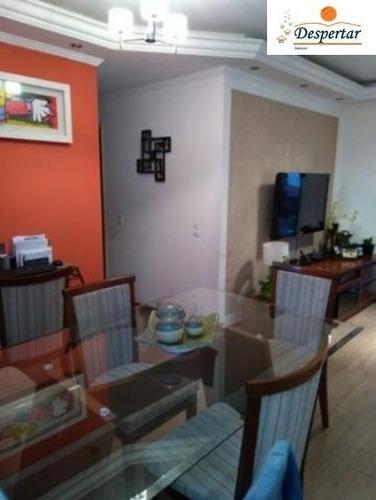 04123 -  Apartamento 2 Dorms. (1 Suíte), Pirituba - São Paulo/sp - 4123