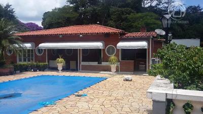 Chácara Espetacular À Venda, Horto Florestal, Jundiaí. - Ch0014