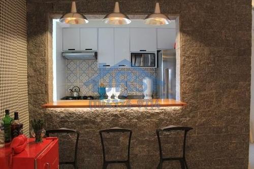 Apartamento Com 3 Dormitórios À Venda, 63 M² Por R$ 390.000 - Km 18 - Osasco/sp - Ap4528