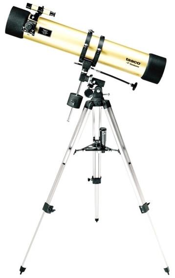 Telescopio Tasco Luminova 114x900 40114675